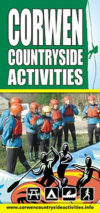 Corwen Countryside Activities Leaflet