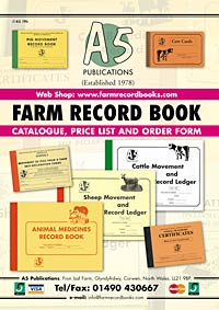 Farm Record Books Catalogue