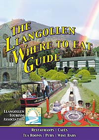 Llangollen Food Book
